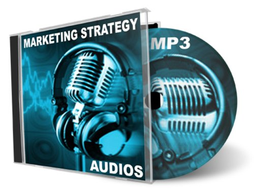 Product picture Marketing Strategy Audios